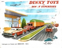Dinky toys & super toys 1959