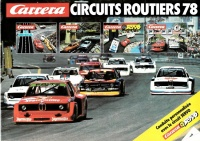 Carrera - Circuits routiers 78
