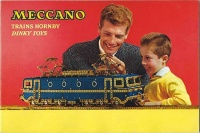 Meccano Hornby Dinky Toys 1955