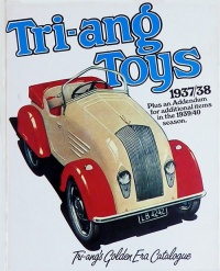 Triang Toys 1937-38
