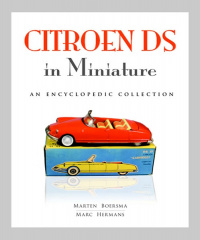 Citroen DS in Miniature - an Encyclopedic Collection
