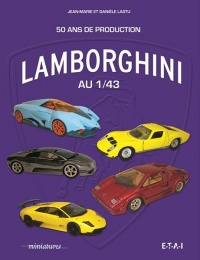 Lamborghini au 1/43 - 50 ans de production