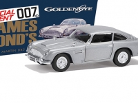 James Bond Aston Martin DB5 'Golden Eye' Image 1