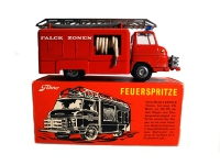 Volvo Express Fire Falck Zonen Image 1