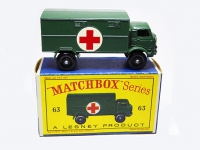 Ford Military Ambulance Image 1