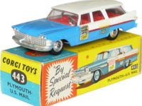 Plymouth Suburban US Mail Image 1