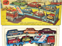 Ford Carrimore Car Transporter with six cars Image 1