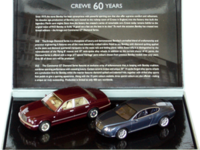 Bentley Crewe 60 years Image 1