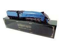 Pacific LNER Garter Blue Semi Gloss Kingfisher RN 4483 Image 1