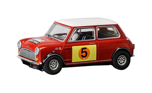 Scalextric Mini Cooper S RAC Rally 1966