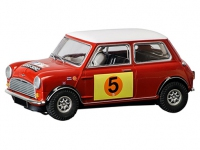 Scalextric Mini Cooper S RAC Rally 1966 Image 1