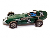 Vanwall F1 French Grand Prix 1956 Image 1