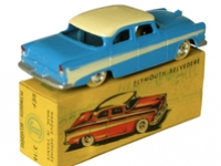 Plymouth Belvedere Image 1