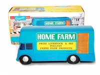 Home Farm Delivery Van Image 1