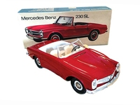 Mercedes Benz 230 SL Convertible Image 1