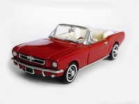 1964 Ford Mustang Convertible Image 1