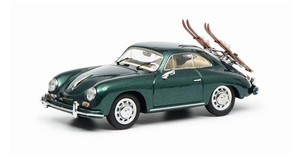 Porsche 356 A Coupé with skis 1956 Image 1