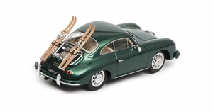 Porsche 356 A Coupé with skis 1956 Image 2