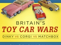 Britain's Toy Car Wars: Dinky vs Corgi vs Matchbox Image 1