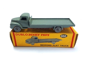 Bedford Flat Truck Image 1