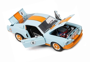 Shelby GT500 Gulf Oil Hard Top 1967 Image 2