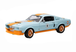 Shelby GT500 Gulf Oil Hard Top 1967 Image 1