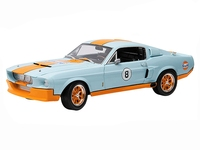 Shelby GT500 Gulf Oil Hard Top 1967