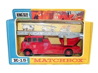 Merryweather Fire Engine No.15 'Kent Fire Brigade' Image 1