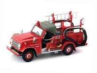 Toyota Land Cruiser FJ56F fire engine (Japan 1976) Image 1