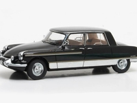 Citroen DS Majesty Henri Chapron 1966