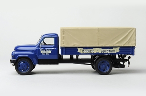 Hanomag L28 Dachser Spedition 1957 Image 2