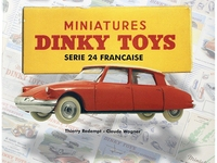 Miniatures Dinky Toys Serie 24 Francaise Image 1