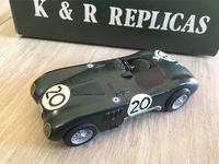 C-Type Jaguar 1951 Le Mans Winner