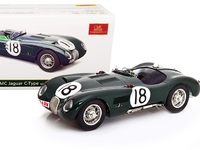 Jaguar C-Type #18 Winner Le Mans 1953