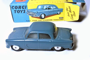 RAF Staff Car Standard Vanguard Image 2