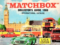 Matchbox 1966 International Guide USA Edition Image 1