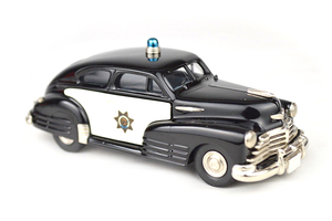 Chevrolet California Highway Patrol Police Car 1948 Image 2