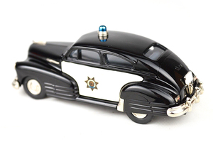 Chevrolet California Highway Patrol Police Car 1948 Image 3