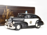 Chevrolet California Highway Patrol Police Car 1948 Image 1