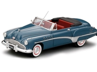 Buick Roadmaster Convertible 1949