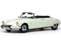 Citroën DS 19 Open Convertible 1961 Image 1