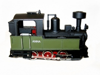 0-6-0 Steam Locomotive 'Anna' Image 1