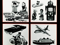 Japanese Toys from the Late 50's and 60's Image 1