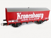 Wagon couvert Kronenbourg Image 1