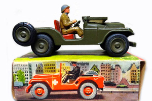 Jeep Willys US Army Image 2
