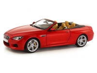 BMW M6 F12M Convertible Image 1