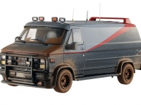 The A-Team GMC Classic Van Dirty Version Image 1